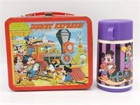 Vintage Mickey Mouse Disney Express Aladdin Metal
