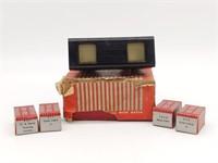 Tru-Vue Stereoscope in Original Box and Film