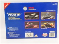 1992 Buddy L Police Set Toys in Box