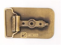 "Sanford COOP Belt Buckle 3.25"" - Hit Line USA"
