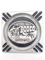 "Hesston National Finals Rodeo 1978 Ashtray 7"" x"