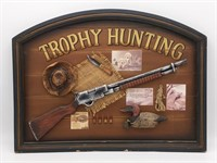 Trophy Hunting Wall Decor