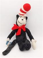 """Stuffed Cat in the Hat 25"""" - 1983"""