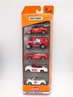 Matchbox Coca-Cola Car Set and Hotwheels Cars