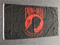 """POW MIA Flag 60"""" x 34"""""""