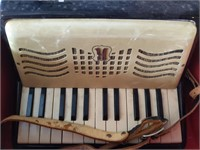 Rondini Accordion in Carrying Case 259/150