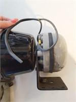 100 Watt Sho-Me Siren, Speaker Piece, and Philco