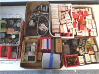 Vintage Radio and Television Parts and Pieces