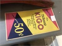 KIGO ADVERTISING