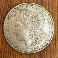Weekly Gold, Silver, Coin & Bullion Auction