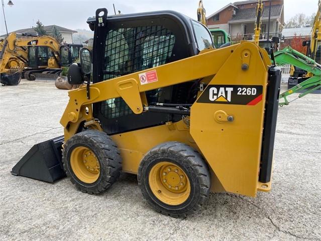 2018 CAT 226D a www.nord-tractors.it
