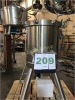 Multi-Location Food & Beverage Consignment Auction