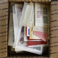 WW Stamps in Glassines Med. Flat Rate Full