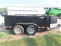 Thunder Creek 750-gal diesel fuel delivery