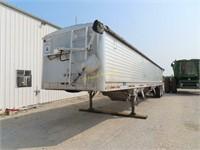 2001 Merritt Hopper Bottom trailer, electric