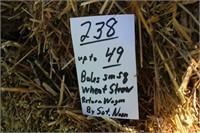 Hay, Bedding, Firewood #44 (10/28/2020)