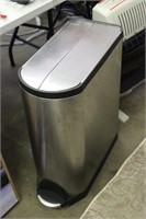 Stainless Trashcan