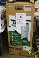 New 40 Gallon Gas Water Heater