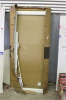 36 Inch New Storm Door