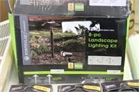 8pc Landscaping Lights