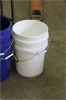 2 Food Grade Buckets