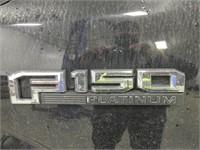 2019 FORD F150 PLATINUM SUPERCREW 4X4