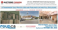 October 30 Sale Amherstburg Essex Stoney Point Windsor, ON