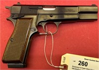 Browning Hi Power 9mm Pistol