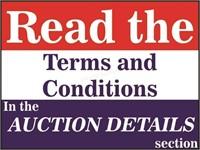 "Please read the (AUCTION DETAILS"" section"