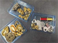 Misc. Lot of Costume Jewelry