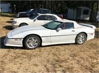 Corvettes, Motorhomes, Bus & More