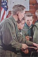 Wheelwright Lithograph Co. Boy Scout Lithograph