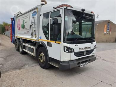 Used DENNIS EAGLE Refuse Municipal Trucks for sale in the United Kingdom -  100 Listings | Truck Locator UK