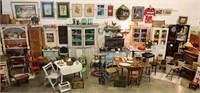 Burlington Farmhouse Online Auction - Closes Nov. 22nd 5pm