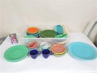 Couverts de table vintages Genuine Fiesta -
