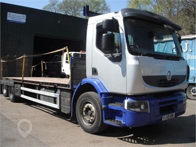 2009 RENAULT PREMIUM 370 at TruckLocator.ie