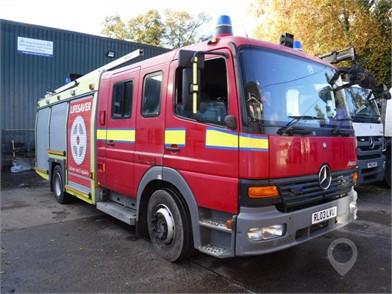 2003 MERCEDES-BENZ ATEGO 1328 at TruckLocator.ie