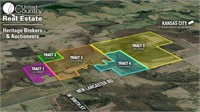 KANSAS PREMIER HUNTING LAND AUCTION * MIAMI COUNTY