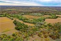460 +/- Acres * Timber * Native Pasture * Cropland