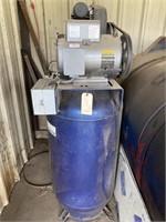 NAPA air compressor, buyer  must detach