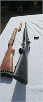 Ruger Mini 14  GB  223 cal  stainless steel  SN