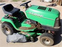 Sabre Riding Mower