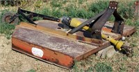Howse 6' 3-pt Rotary Mower