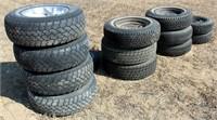 Misc. Tires