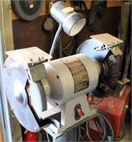 Shop force bench grinder