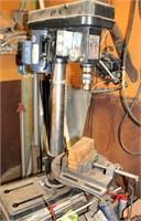 Gaurdian power table top drill press