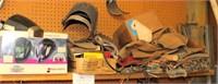 Misc. welding supplies