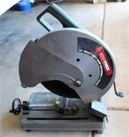 Shop Force cut-off saw