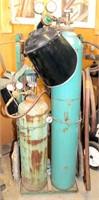 Oxy/Acetylene Torch Unit w/cart