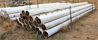 Gated Irrigation Pipe (approx. 55 joints) 10""